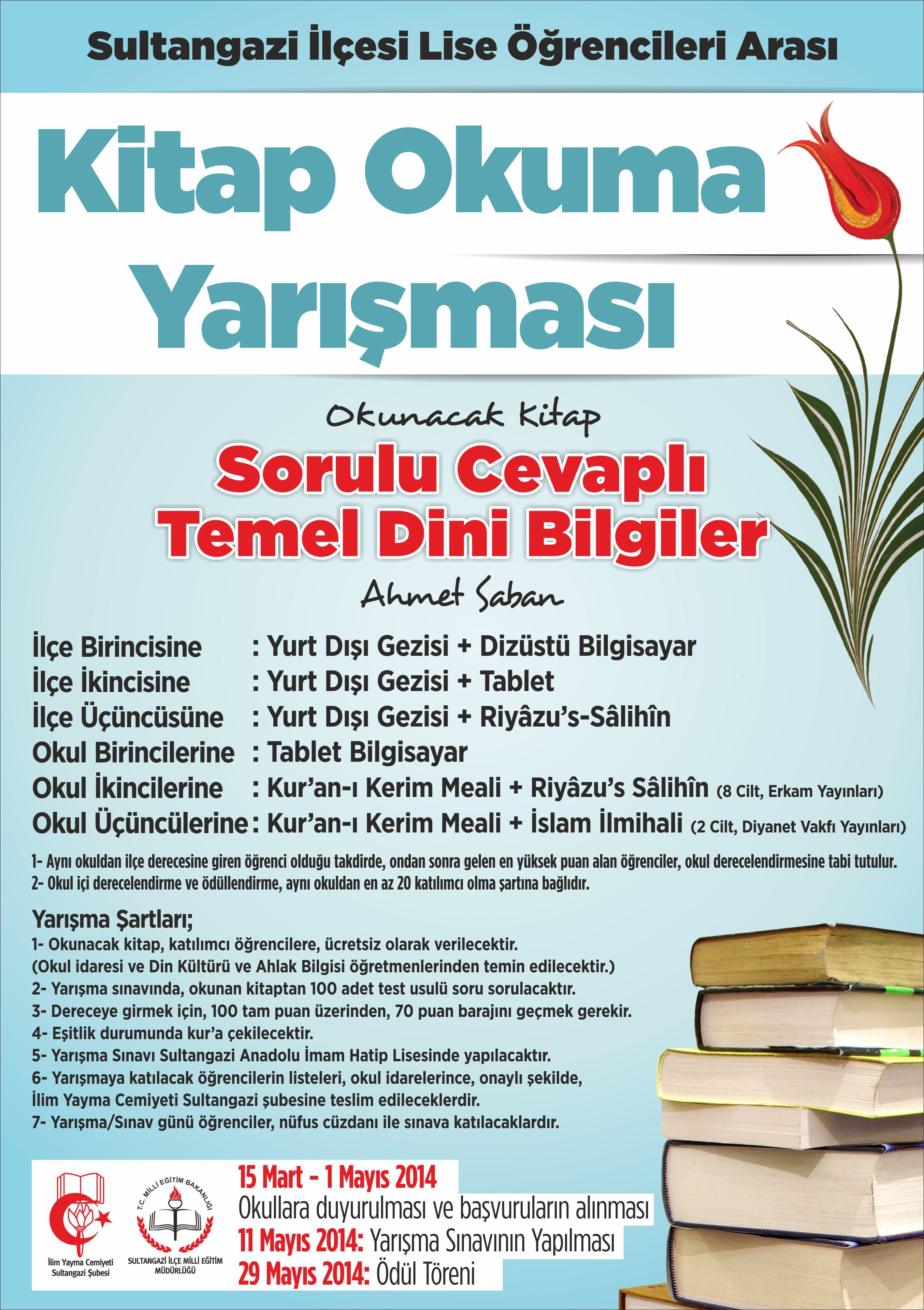 kitap okuma yar¦-+şmas¦-