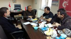 Sultangazi Eğitime Destek Platformu Yönetim Kurulu Toplantısı