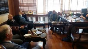 Şubemiz Yönetim Kurulu Toplantısı Yapıldı